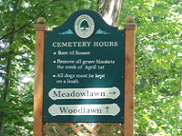 Woodlawn & Meadowlawn Cemeteries